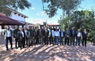 Pursaklar Belediye Başkanı Özel Servis İşletmecileri...