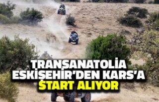 TransAnatolia Eskişehir'den Kars'a Start Alıyor
