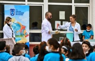 Ankara'da Feza Gürsey Bilim Merkezi Eğitimlere...