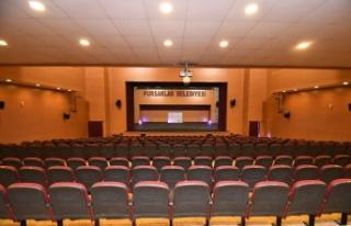 Devlet Tiyatroları Pursaklar Sahnesi Perdelerini...