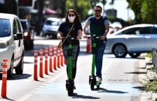 Elektrikli Scooterlara Ankara'da Yeni Düzenleme!