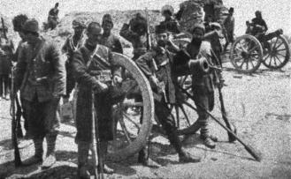 14 Ekim: Türk Kuvvetleri Ermenilere Karşı Yeniden Saldırıya Geçti