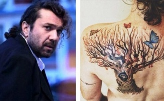 Halil Sezai'den İlginç Açıklama: 'Dövmeme Bakın'