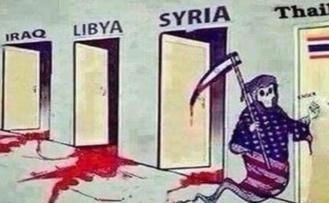 35 Maddede ABD'nin Demokrasi Getirdiği Ülkeler!