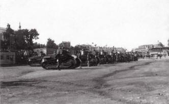 14 Temmuz: Fransız işgal kuvvetleri ulusal bayramlarını kutladı