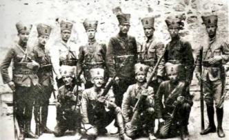 18 Temmuz: 9 mangadan meydana gelen muhafız takımı kuruldu