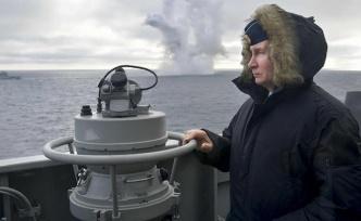 Rusya'dan Akdeniz'de Füzelerle 'Yetkili Türkiye' Mesajı