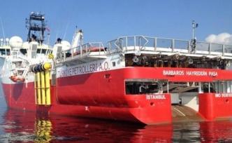 Barbaros Doğu Akdeniz'de Sismik Taramalara Başladı