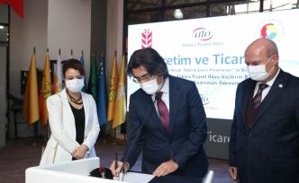 """ATO ile Ziraat Bankası Protokol imzaladı: """"Tahsilatsız Finansman İmkanı"""""""