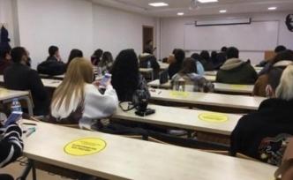 Üniversitede Korona Sınavı