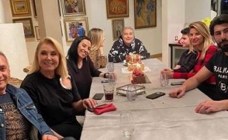 Mehmet Ali Erbil Eski Eşleriyle Yeni Yaşını Kutladı