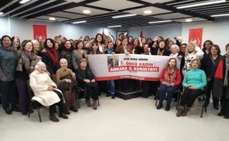 Öncü Kadın Ankara: Kadına Yönelik Şiddetle Mücadele Güçlenecek