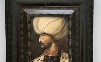 Kanuni Sultan Süleyman'ın Portresi 438 bin 500 Sterline Satıldı