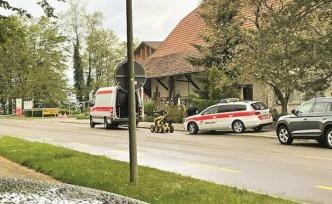 İsviçre'de Türklere Bombalı Tehdit!