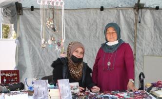 Elmadağ'da Kadın Emeği Rüzgarı Esti