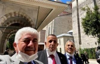 AK Partili Vekil Koronavirüse Yakalandı