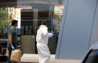 Ankara'da Kadın Cinayeti: İş Yerini Bastı Eşini Öldürdü