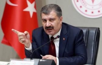 Sağlık Bakanı Koca'dan 'Dolu Hastane' İddialarına Yanıt