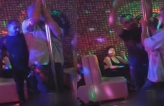 Ankara'da Pavyon Skandalı: İki Erkek Direk Dansı Yaptı!