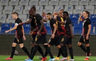 Galatasaray Başakşehir'i 2 Golle Geçti