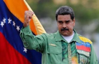 Maduro'dan ABD Yaptırımlarına Karşı Çıkma Çağrısı