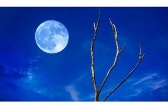 NASA Açıkladı: Mavi Dolunay Ne Zaman Gerçekleşecek?