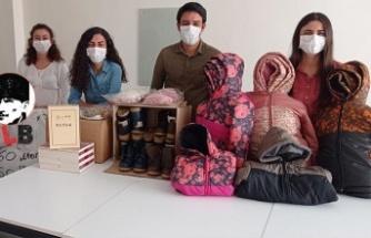 Türkiye Liseliler Birliği: Kışlıklar Tamam Sıra Tadilatta