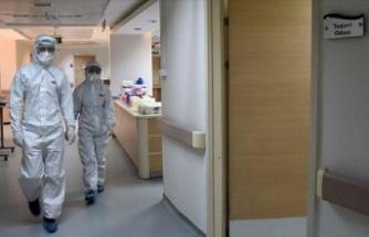 160 Hastaneye 'Pandemi Bölümü' Talimatı