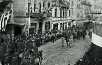 28 Ekim: Yunan kuvvetleri, Karapınar Köyü'nü tahrip etti