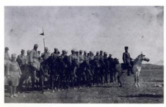 29 Ekim: Gökbayrak Taburu, İznik'i Yunanlılardan ikinci defa kurtardı