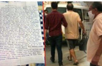 61 Yaşındaki Adam 13 Yaşındaki Çocuğa 'Aşk Mektubu' Yazdı!