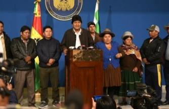 ABD Kaybetti, Bolivya'da Sosyalistler Farkla Kazandı