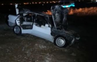Ankara'da Ehliyetsiz Sürücü Kaza Yaptı: 4 Yaralı