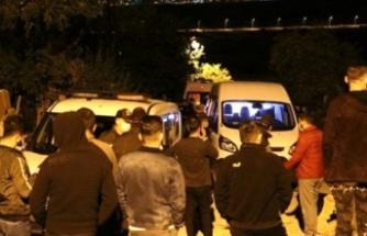 Ankara'da Pencereden Bakan Kişi Pompalı Tüfekle Öldürüldü