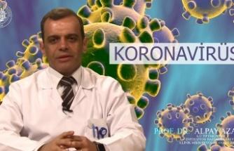 Bilim Kurulu Üyesi Sırrını Paylaştı: Aylardır Koronavirüs Hastalarına Bakıyorum ve Hastalanmadım