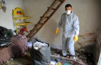 Çöp Evden Koronavirüs Çıktı