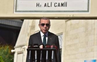 Cumhurbaşkanı Erdoğan'dan Önemli Açıklama: 'Amerika'ya Soracak Değiliz'