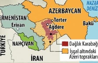 Ermenistan'dan Terter'e Canlı Yayında Alçak Saldırı!