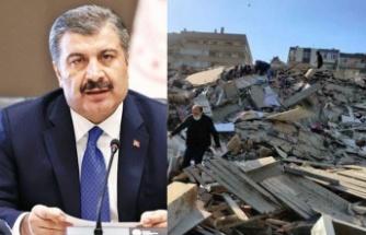 Fahrettin Koca'dan Açıklama: İzmir'de Can Kaybı Artıyor