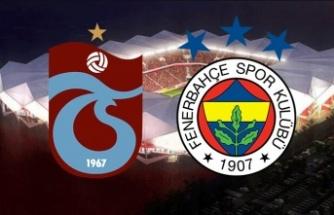 Fenerbahçe-Trabzonspor Karşılaşmasının Hakemi Belli Oldu