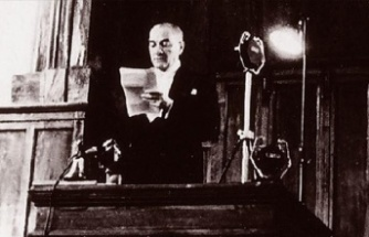 İşte Atatürk'ün Cumhurbaşkanı Ünvanıyla İlk Konuşması