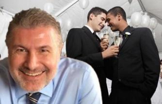 İYİ Parti'li Yöneticiden Eşcinsel Evliliklere Destek