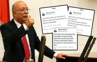 Koncuk'tan İYİ Parti'ye FETÖ Tepkisi: Bunları Kim Getirdi?