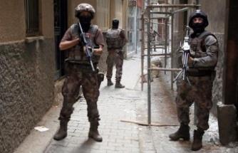 PKK'nın Gizli Şehir Yapılanmasına Darbe
