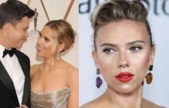 Scarlett Johansson, Colin Jost ile evlendi