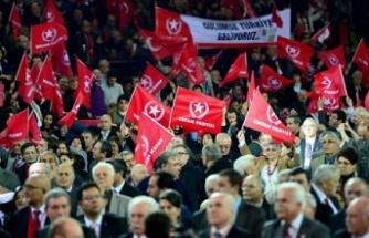 Vatan Partisi Ankara İl Başkanlığı Kurultaya Gidiyor