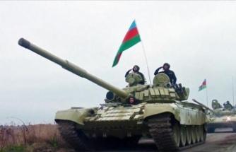 Azerbaycan Ordusu 27 Yıl Sonra Kelbecer'de
