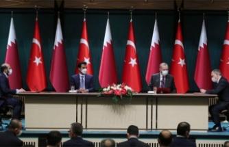Cumhurbaşkanı Erdoğan İmzaladı: İşte Türkiye ile Katar Arasında Kritik Anlaşmalar!