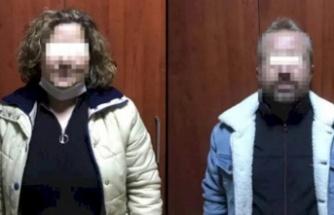 'Eş Değiştirme' İlanı Veren Çift Yakalandı