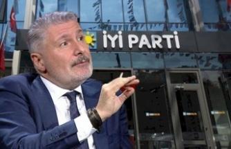 İYİ Partili Bahadır Erdem Demirtaş'ın Serbest Bırakılmasını İstedi